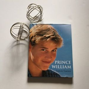 Prince William Coffee Table Book